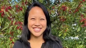 portrait of Kristen Liu